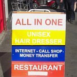 Picture of internet all in one sign