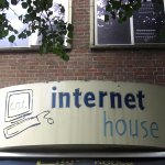 Picture of internet home sign