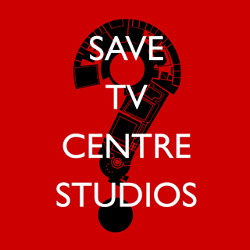 Save BBC Television Centre Studios logo