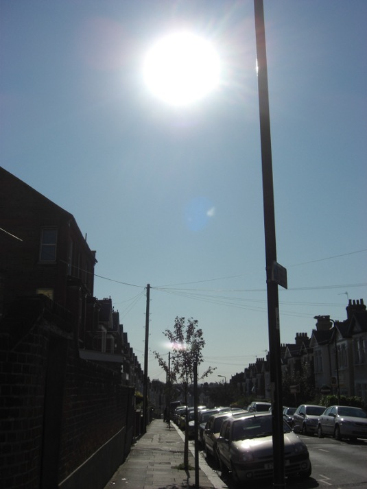 Picture of Acton in the sunshine