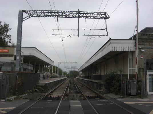 Picture of Acton Central station