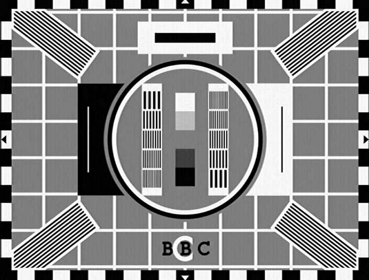 BBC Test Card C
