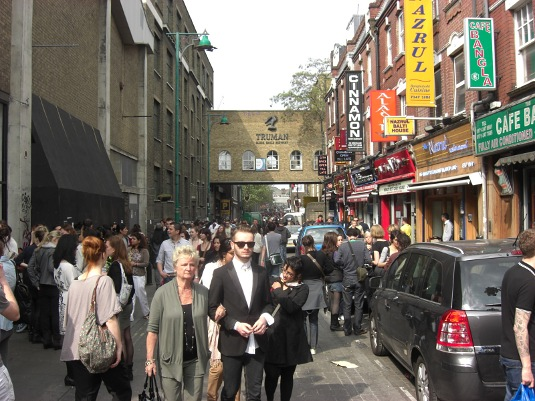 Picture of Brick Lane