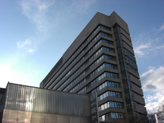 Picture of buildings in Hammersmith