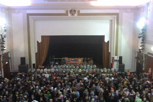 Picture of London Drinker Festival 2011