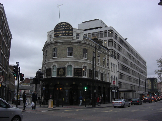 Picture of Old Blue Last pub