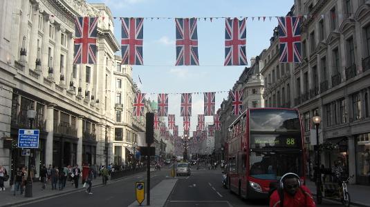 Picture of Regent Street
