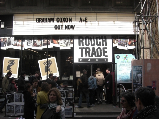 Picture of Rough Trade East