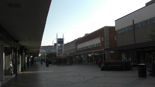 Picture of MerseyWay Shopping Centre in Stockport
