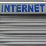 Picture of internet sign