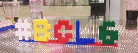 BarCamp London 6 in Lego