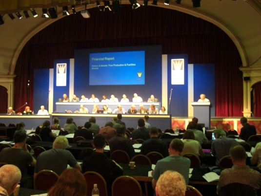 Picture of BECTU Conference 2011