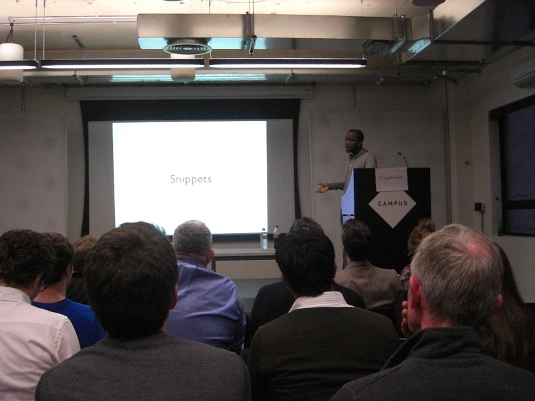 Picture of 10th Big Data London Meetup