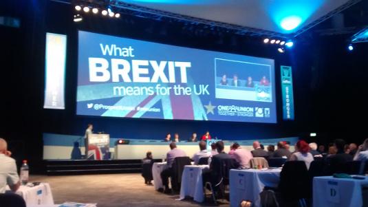 Prospect Brexit panel 2018