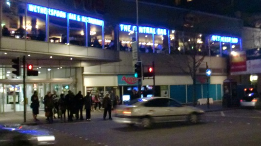 Picture of Wetherspoons Central Bar W12 exterior