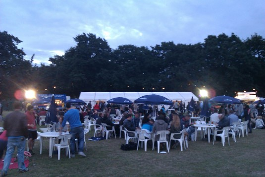 Picture of Ealing Beer Festival 2011