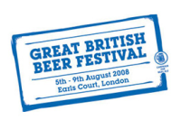 Picture of Great British Beer Festival 2008 logo