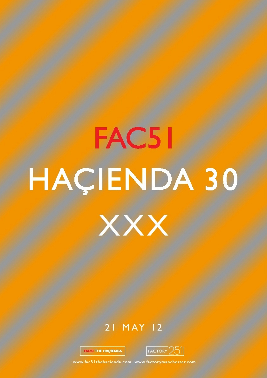 Haçienda is 30 years old graphic