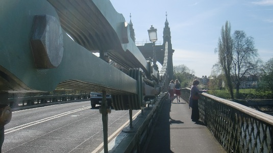 Picture of Hammersmith Bridge
