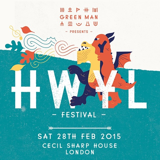 Picture of Hywl 2015 poster