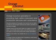 Picture of Orange Coconut home page
