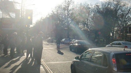 Picture of Shepherds Bush - in the sun!