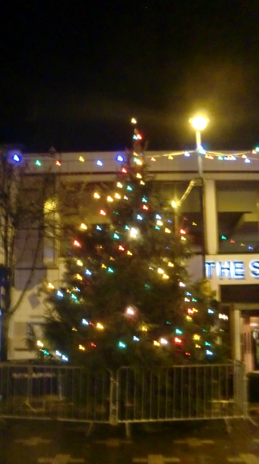 Picture of Christmas 2013 at Stalybridge
