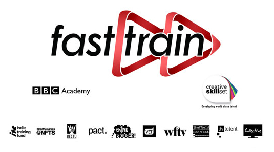 TV Fast Train 2012 logo