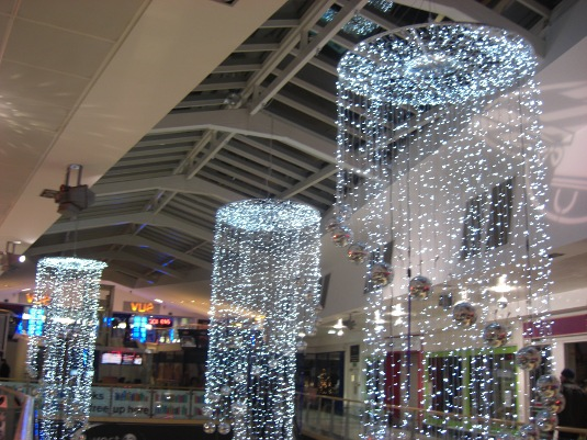 Picture of est12 Shopping Centre Christmas lights 2011