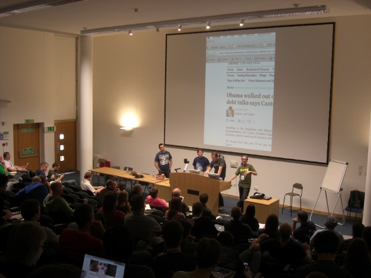 Picture of WordCamp UK 2011